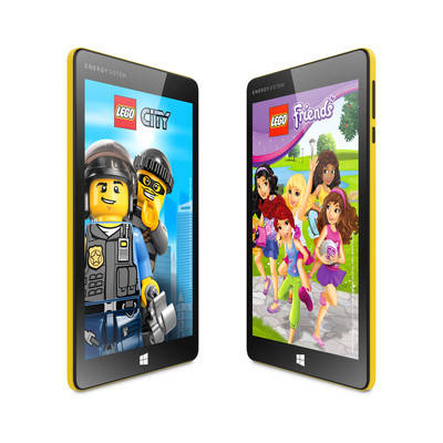 energy tablet 8 lego city y friends