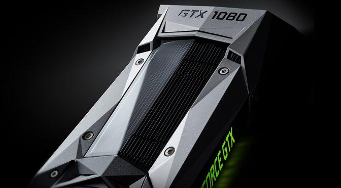 gtx 1080 benchmark