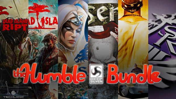 Photo of Humble Bundle: Dead Island, Sacred 3, Risen y Saint Row