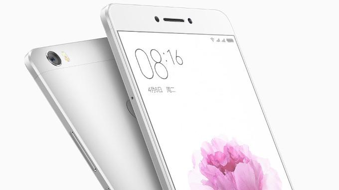Xiaomi Mi Max anunciado