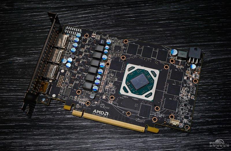 AMD RX 480 PCB