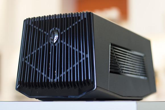 Alienware Graphics Amplifier mejora las gráficas externas por Thunderbolt