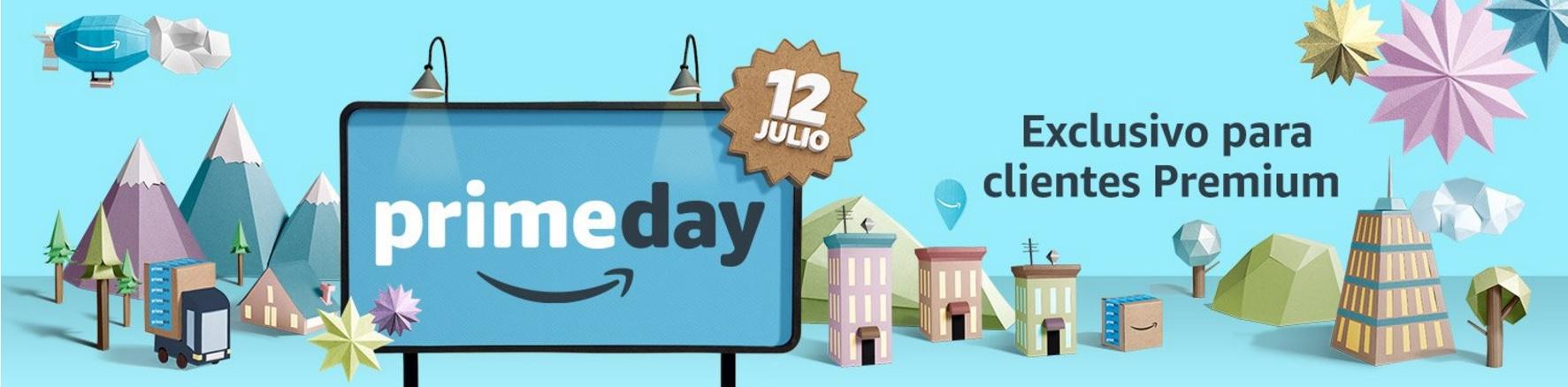 Amazon Prime Day, más de 2000 ofertas para los usuarios de Amazon Premium