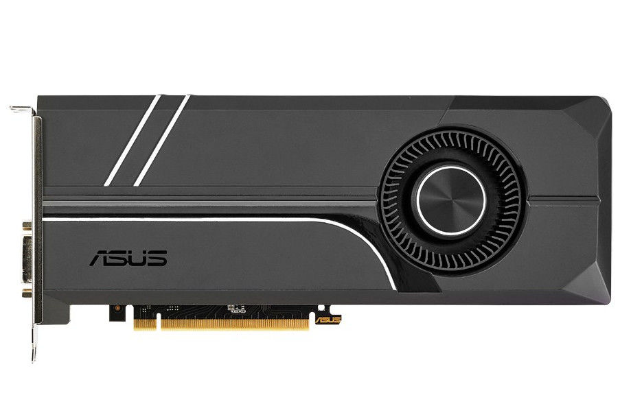 Asus GeForce GTX 1080 Turbo con disipador de turbina2