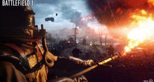 Battlefield 1 se muestra en un amplio gameplay