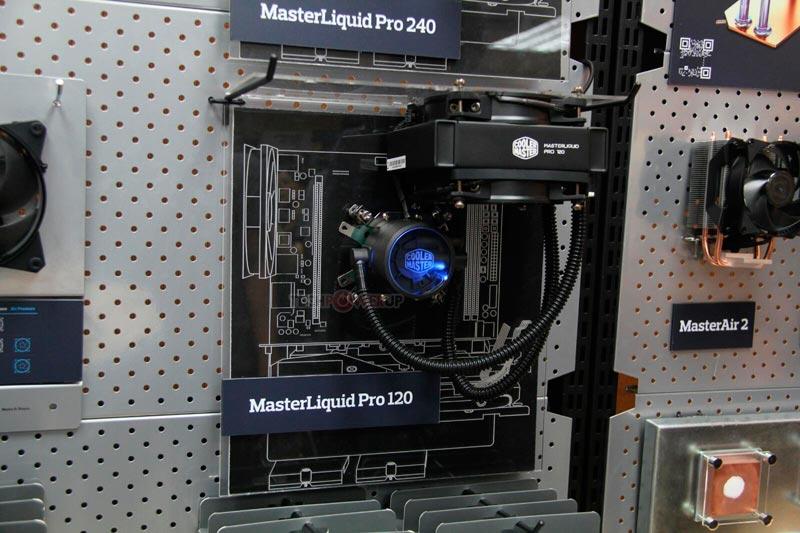 Cooler MasterLiquid Pro 120
