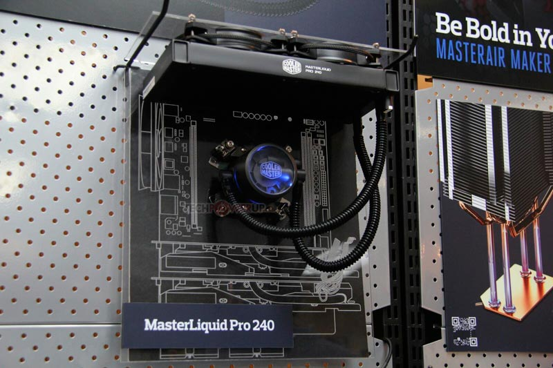 Cooler MasterLiquid Pro 240