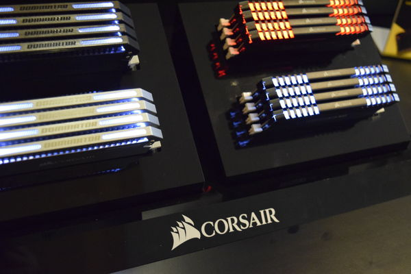 Corsair Vengeance LED DDR4 ya a la venta 1