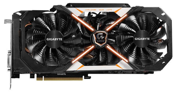 Gigabyte GTX 1070 Xtreme Gaming 2