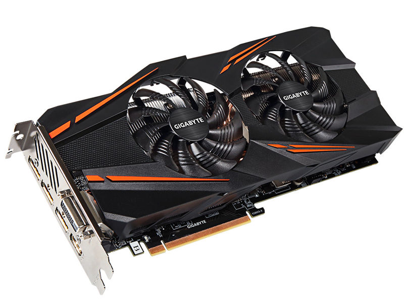 Gigabyte GeForce GTX 1070 WindForce 2X características técnicas 2