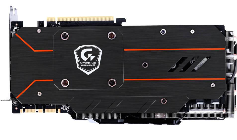 Gigabyte GeForce GTX 1080 Xtreme Gaming características técnicas2