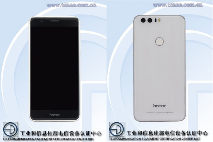 Huawei Honor 8 características filtradas y precio esperado