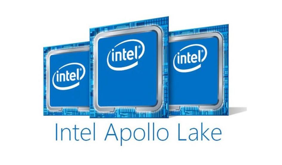 Intel Apollo Lake ofrece una gran mejora