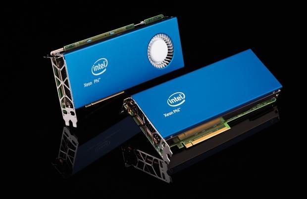 Intel Xeon Phi 7290 con 72 núcleos y memoria HBM