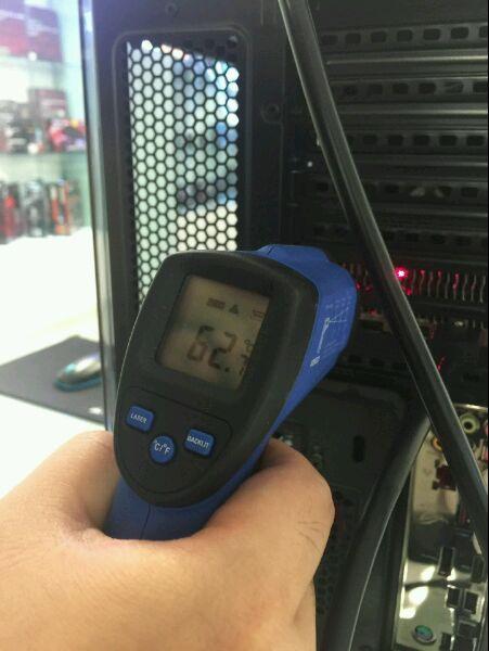 La Radeon RX 480 confirma los datos de rendimiento y una excelente temperatura de funcionamiento 3