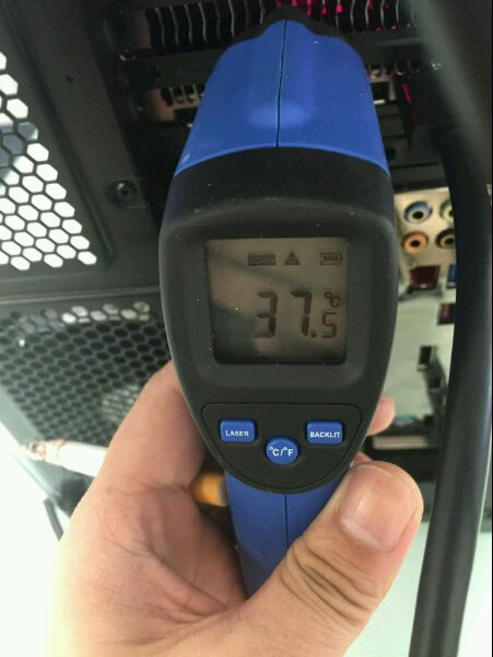 La Radeon RX 480 confirma los datos de rendimiento y una excelente temperatura de funcionamiento 4