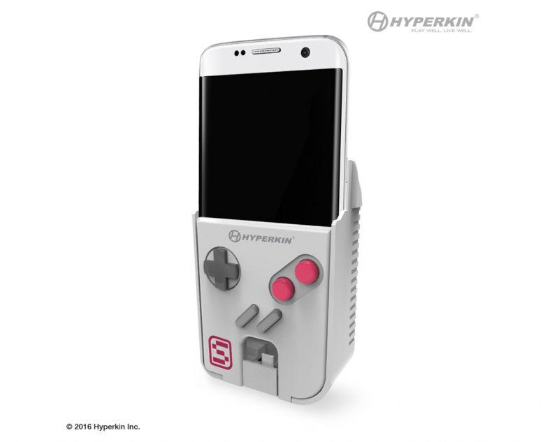 Los cartuchos de GameBoy se podrán usar en tu smartphone