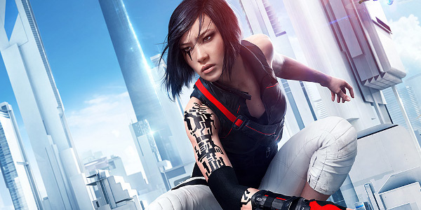 Mirrors Edge Catalyst comparativa