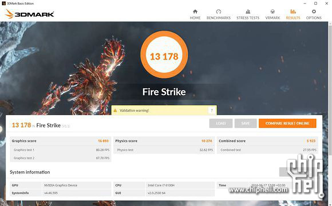 Nvidia GeForce GTX 1080M tiene 2048 CUDA Cores 1