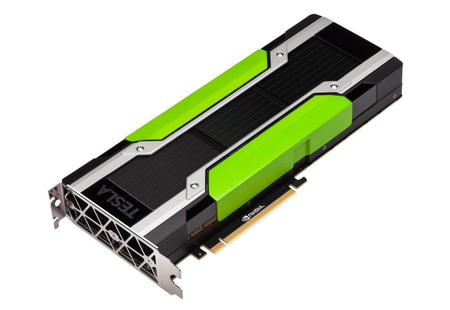 Nvidia Tesla P100 anunciada con interfaz PCI-Express2