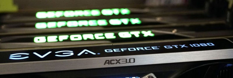 Photo of GeForce GTX 1080 3 & 4-way SLI solo para benchmarks sintéticos