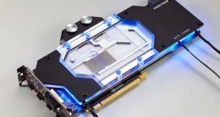 Phanteks G1080 Water Block es el primer bloque de agua para la GeForce GTX 1080 2