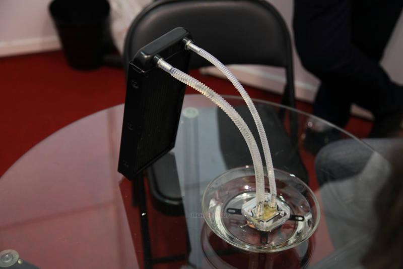 Raijintek inventa la primera refrigeración líquida pasiva