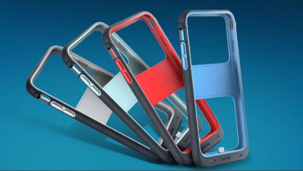 SanDisk iXpand amplia el almacenamiento de tu iPhone