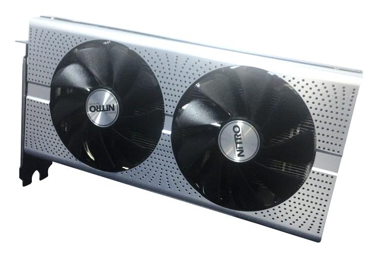 Sapphire Radeon RX 480 NITRO con un conector de 8 pines y sistema de iluminación 2