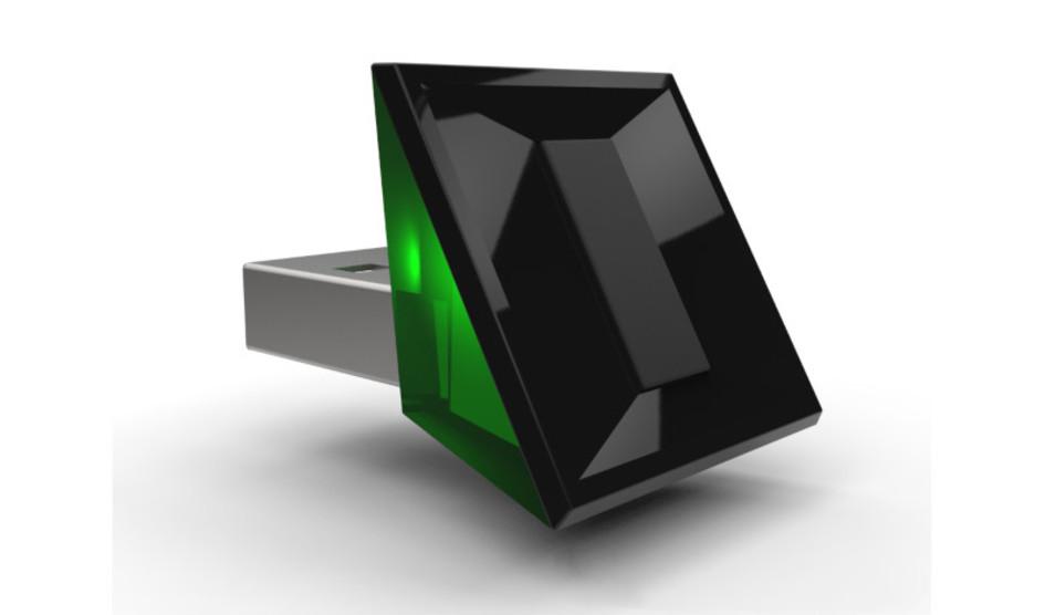 Synaptics anuncia un sensor de huellas para PC