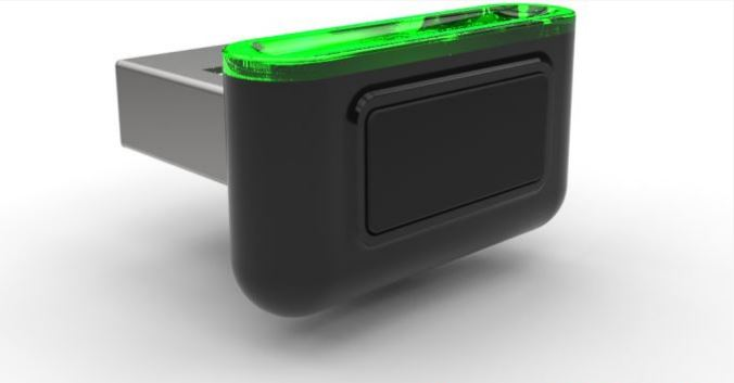 Synaptics fingerprint USB 1