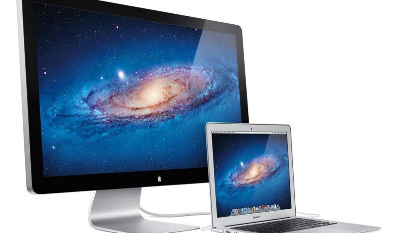 Thunderbolt Display de Apple llega a su fin tras cinco años en el mercado