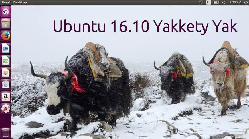 Ubuntu 16.10 Yakkety Yak apostará por el kernel Linux 4.8 LTS