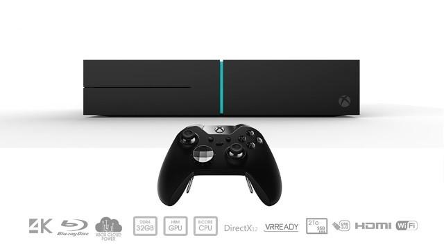 Xbox Scorpio usará núcleos AMD Zen