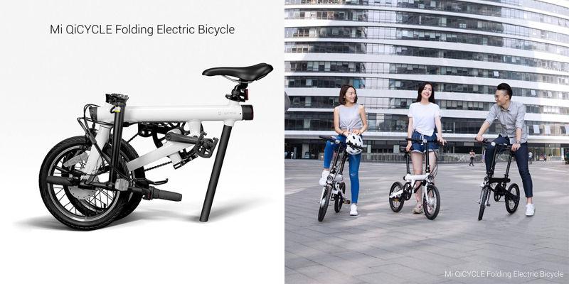 Xiaomi se apunta a las bicis eléctricas con su QiCycle