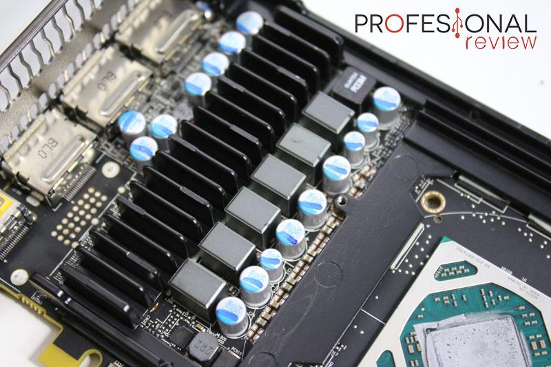 AMD Radeon RX 480 fases