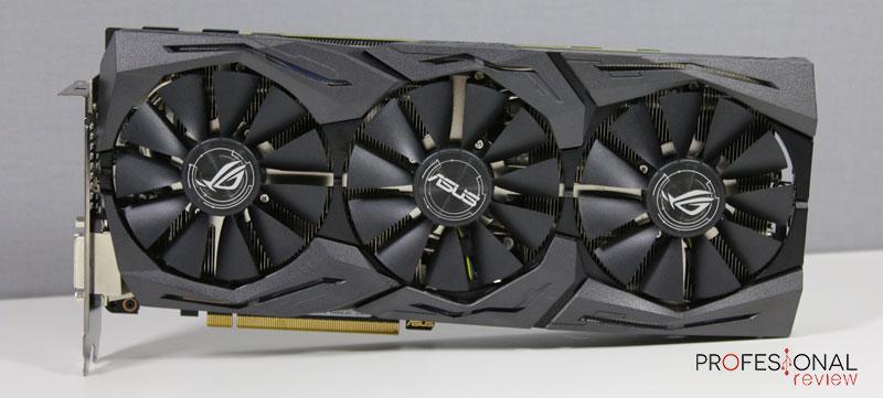 Asus GTX 1070 Strix review