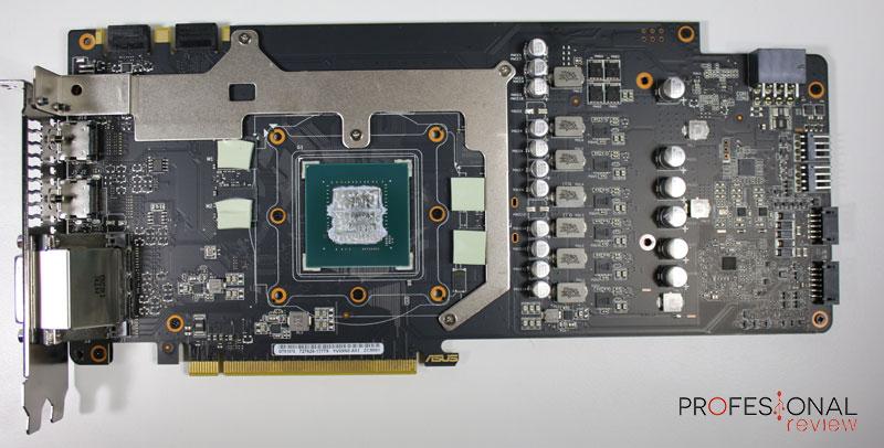Asus GTX 1070 Strix PCB