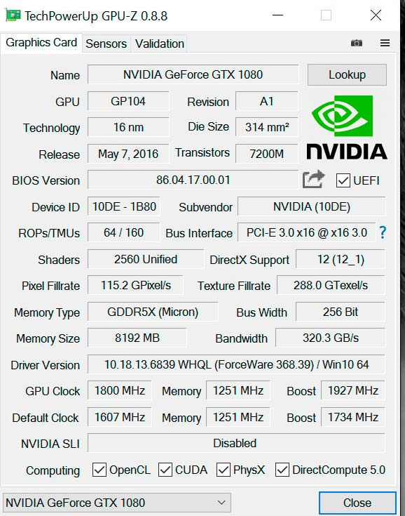 gpu-z-gtx1080