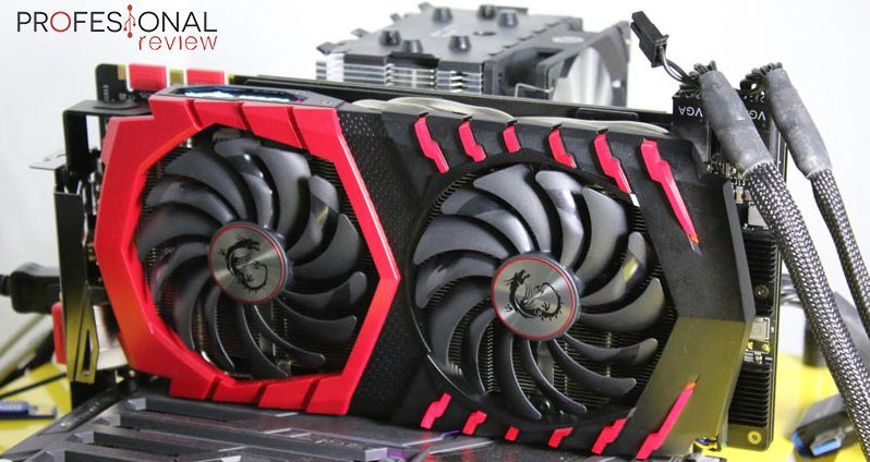 MSI GTX 1080 GAMING X Review