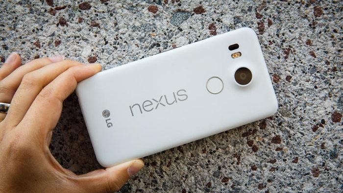 nexus x5 MTC19V