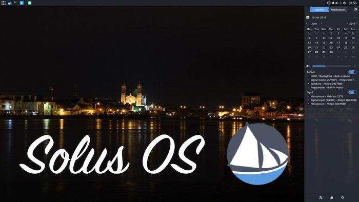 Photo of Solus 1.2 Disponible, Todas las novedades