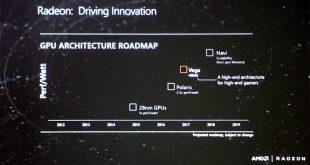 AMD Vega llegará finalmente en 2017 con memoria HBM2 y enfocada a la gama más alta