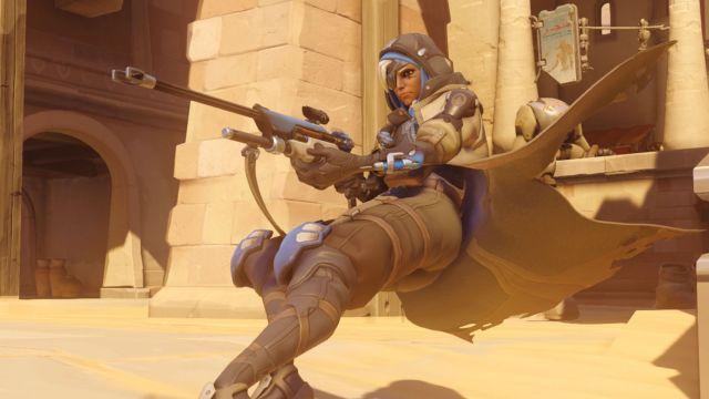 Ana es el nuevo personaje de Overwatch