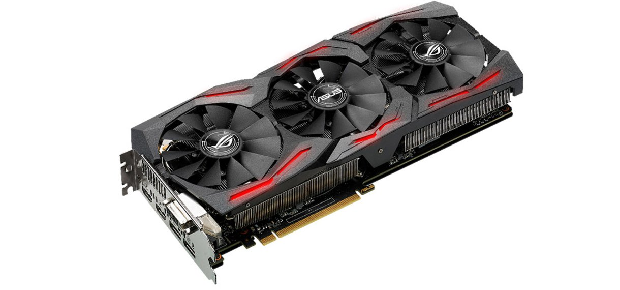 Photo of Asus ROG Strix RX 480 llega en dos variantes