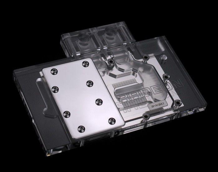 BYKSKI Radeon RX 480 Water Block anunciado 2