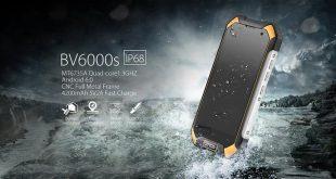 Blackview BV6000s, el smartphone rugerizado se renueva