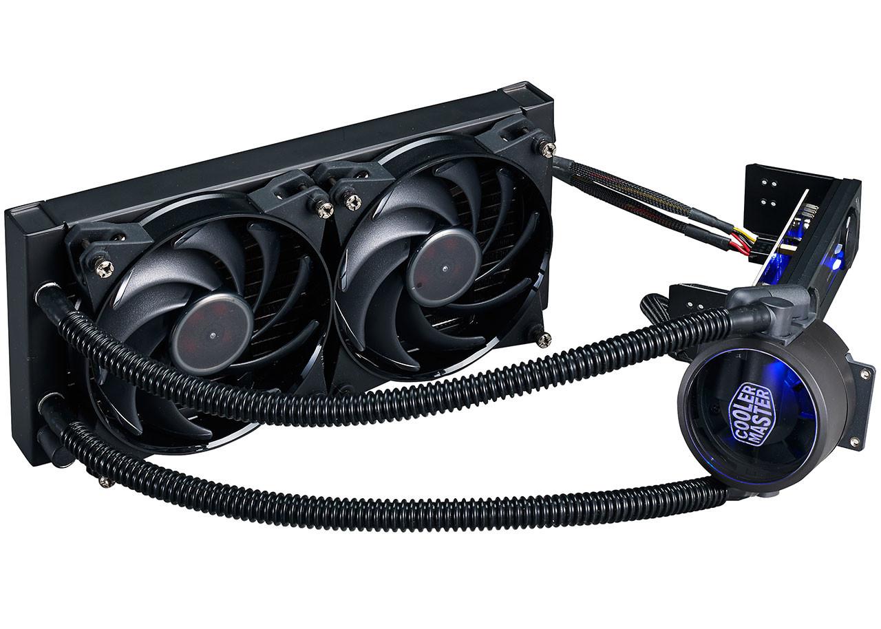 Photo of Cooler Master anuncia sus líquidas MasterLiquid Pro