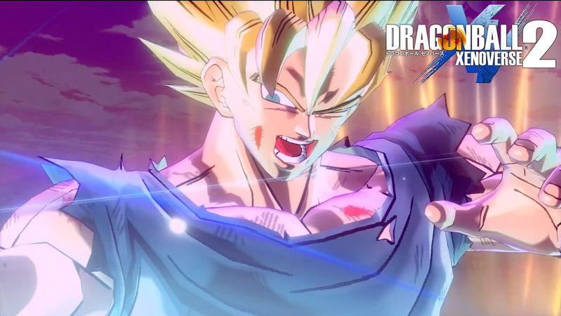 Dragon Ball Xenoverse 2 nuevo gameplay