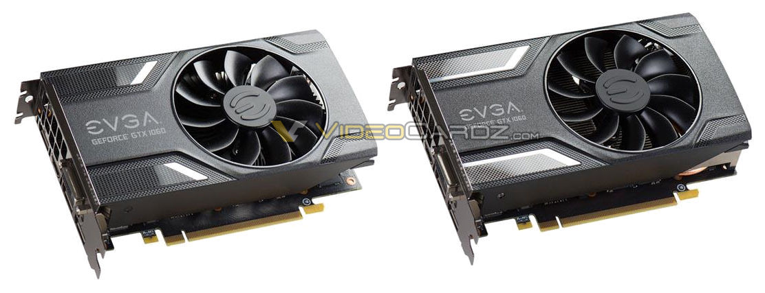 EVGA GeForce GTX 1060 Mini-ITX